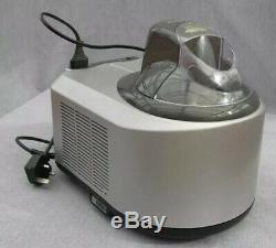 Magimix Gelato Chef 2200 Ice Cream Sorbet Maker Silver Pac Tested