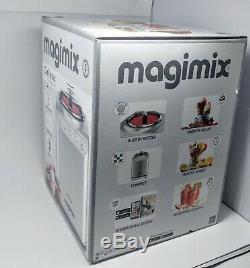Magimix Gelato Expert Ice Cream Maker, Silver