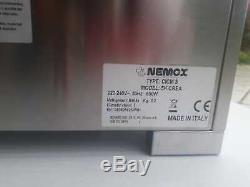 Mantecatore Gelato Batch Freezer Ice Cream Maker Professional NEMOX 5K SC CREA