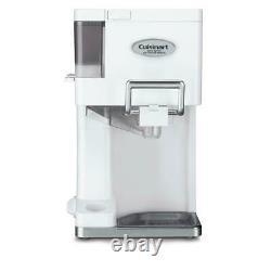 Mix-it-in 1.5 qt. White soft serve ice cream maker