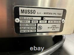 Musso Gelato/ Ice Cream Maker