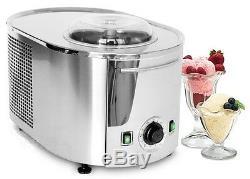 Musso MINI Lussino 4080 Italian Sorbet Gelato Ice Cream Maker Machine 1.5Kh 110V