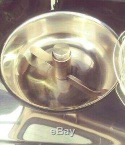 Musso Pola Ice Cream Gelato Sorbet Maker Machine Excellent Condition