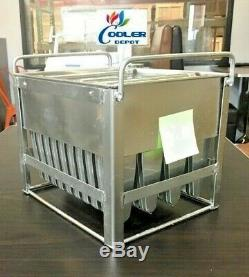 NEW 40 Popsicle Mold Popsicle Ice Cream machine maker Popsicle freezer case MO6