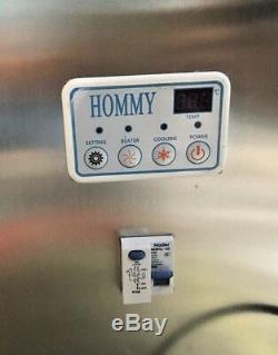 NEW Commercial Popsicle Mold Making Machine Ice Cream Paleta Maker HPMP03 NSF