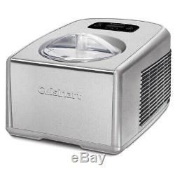 NEW Cuisinart Commercial Quality Ice Cream & Gelato Maker 1.5L