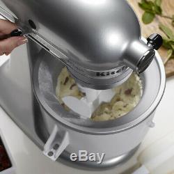 NEW KitchenAid Accessories Ice Cream Bowl Attachment 5KICA0WH