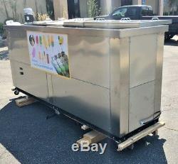 NEW Popsicle Maker Machine Ice Cream Mold Freezer Model BPZ-10 Paletas Paletero