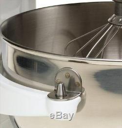 New KitchenAid stand mixer 5-QT KV25GOXww AND KICA Ice Cream Maker Kit KICAOWH