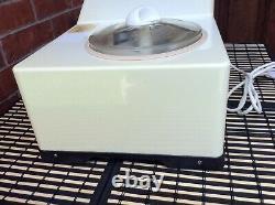 Simac IL Gelataio 1600 Ice Cream Frozen Yogurt Sorbets Maker Freezing Mechanism