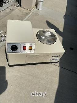 Simac IL Gelataio 1600 Ice Cream Man Gelato Maker Tested and Working