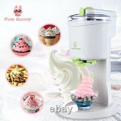 Soft Serve Ice Cream Maker Machine