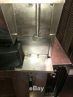 Stoelting Ice Cream Machine 2 Head With Milk Shake Maker Sf144-381