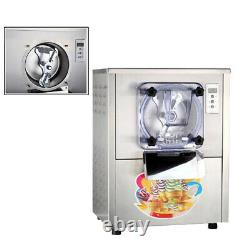 Summer! Commercial Hard Ice Cream Machine 20L/h 1400W Ice Cream Maker Tool 2019