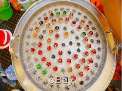 Thai Vintage Ice Cream Makers Popsicles Pop Pot Stainless Bucket Bin