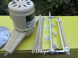 Vintage White Mountain Electric Ice Cream Freezer 6 Quart 6 QT Ice Cream Maker