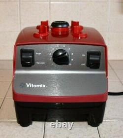 Vitamixcreations Gcvm0103d13 In 1 Variable Speed Blendernew Container/pad