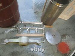 White Mountain 4-Quart Manual Hand Crank Ice Cream Freezer-Maker Withoriginal Box