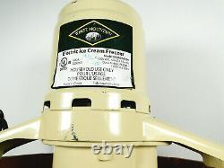 White Mountain 69206 / 69204 Electric Ice Cream Maker Freezer 6 Quart