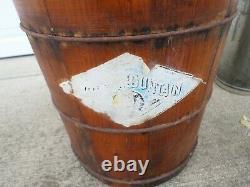 White Mountain Electric Ice Cream Maker Freezer Vintage 4 qt. Model 692 4&6