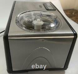 Whynter ICM-15LS Automatic Ice Cream Maker 1.6 Qt Capacity Stainless Steel $425