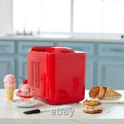 Wolfgang Puck 2.1-Pint 2 Cooling Chip Ice Cream Maker Certified Refurbished
