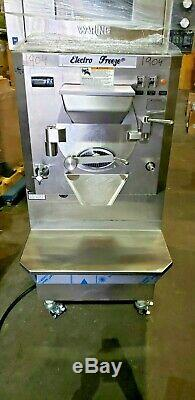YEAR 2019 Electro Freeze B24 Batch Freezer Ice Cream Maker 3 PH 208-230 #1904